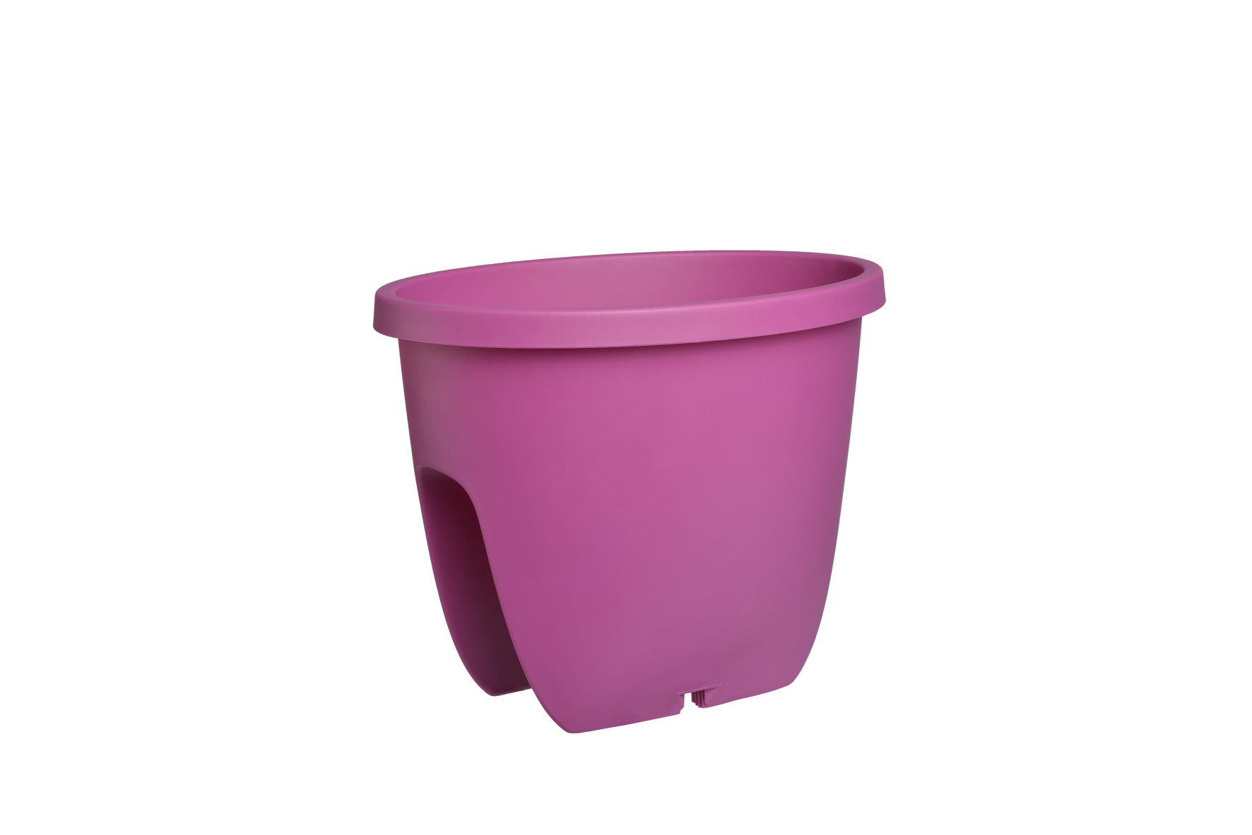 pot de fleurs pour balcon balconia ovi poser sur le garde corps 30 cm fuchsia plastkon. Black Bedroom Furniture Sets. Home Design Ideas