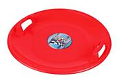 Sledge disk Superstar red