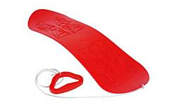 Snowboard Skyboard red