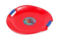 Sledge disk Tornado Super red