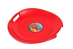 Sáňkovací talíř Tornado červená