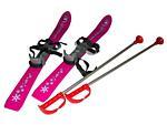Ski Baby Ski 90 cm 2012 pink - reflex