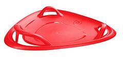 Sáňkovací talíř Meteor 70 červená