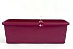 Samozavlažovací truhlík Smart Systém Gardenie 100 cm fuksia