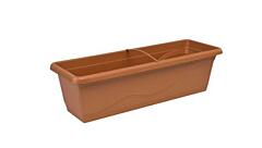 Window box Extra Flor 40 cm terracotta